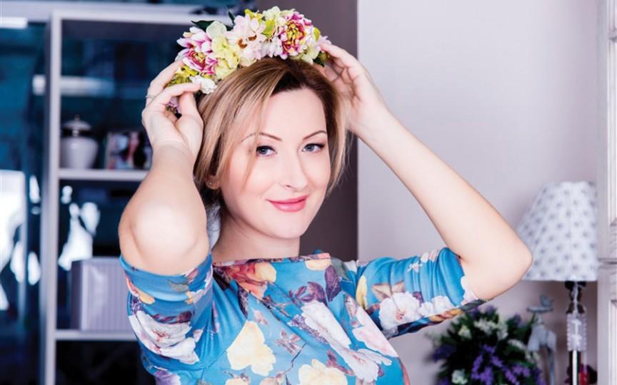 Oxana Jicol: confesiunile unei mame fericite