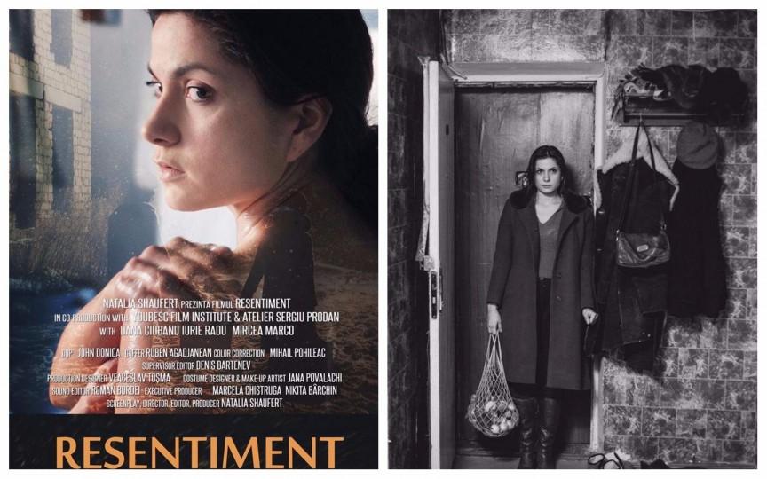 """Dana Ciobanu: Prin rolul Galinei din filmul """"Resentiment"""" am găsit-o pe mama"""