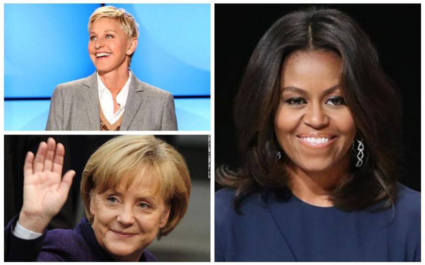 Top 16 citate de la cele mai puternice femei ale lumii