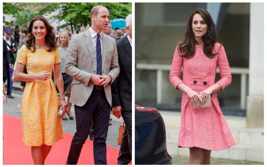 Dieta cu care ducesa Kate Middletone a slăbit după fiecare sarcină
