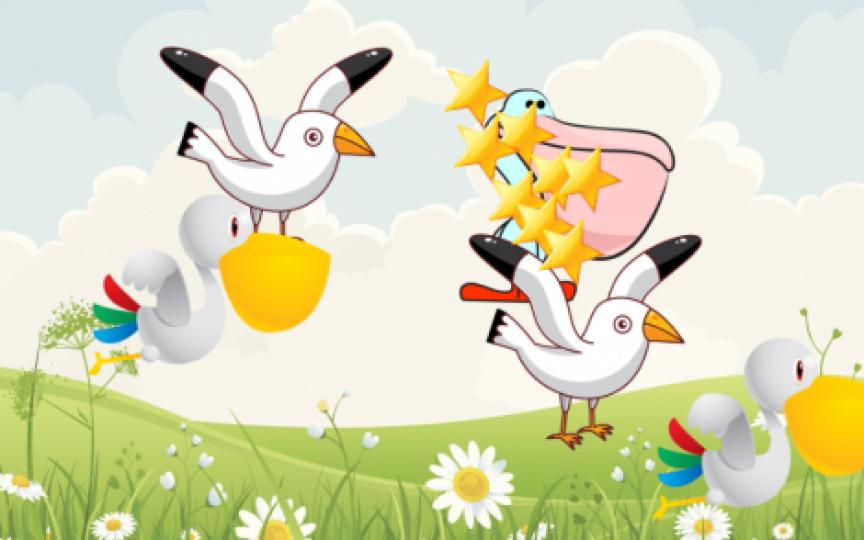 Cântece: învățăm păsările