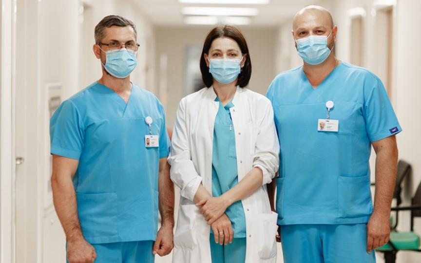 Premieră națională: s-a reușit salvarea uterului unei paciente după o hemoragie masivă la naștere