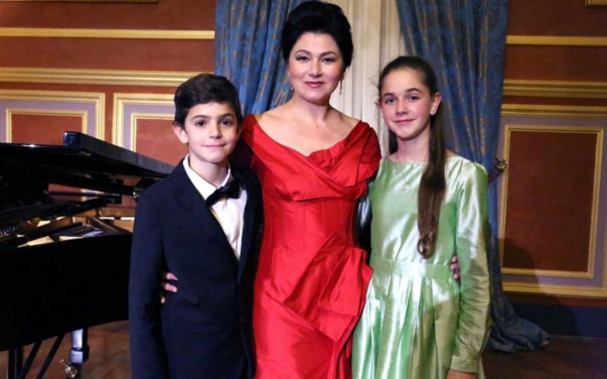 Soprana Tatiana Lisnic, cunoscută în lume, dar mai puțin cunoscută acasă