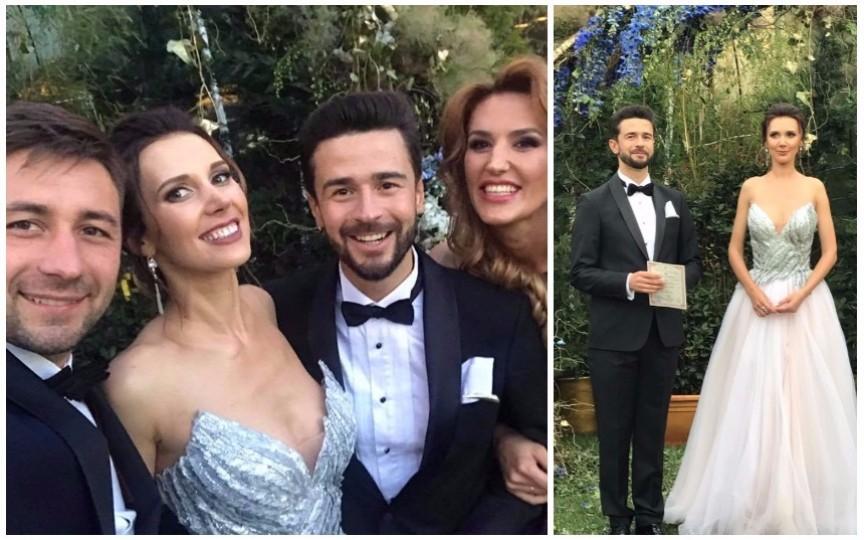 Pasha Parfeni și iubita lui s-au căsătorit! Nunta are loc chiar în aceste momente