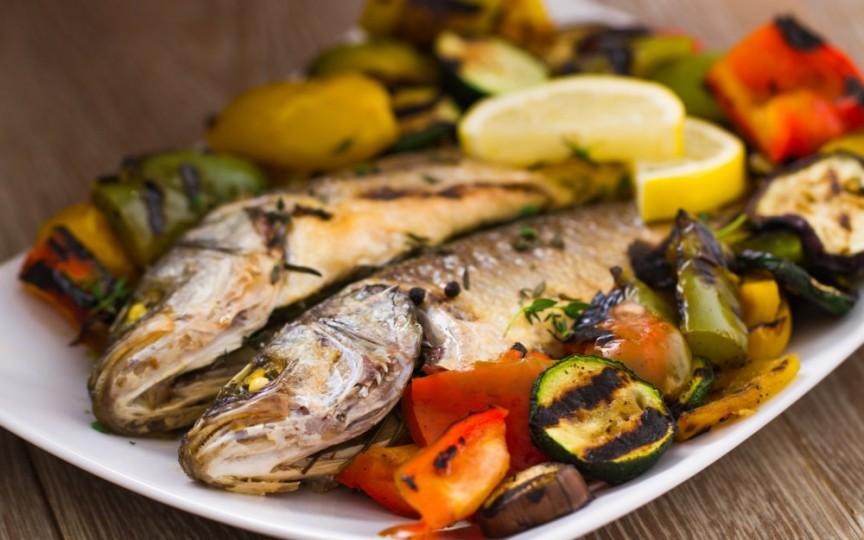 O dietă bogată în peşte vă poate ajuta să concepeți un copil