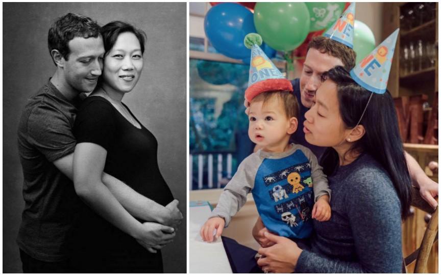 Fondatorul rețelei Facebook va deveni tată pentru a doua oară