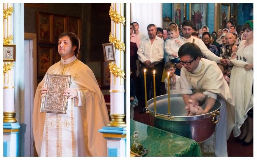 Părintele Maxim Melinti: Cumetria a devenit un show scump, fastuos, fălos