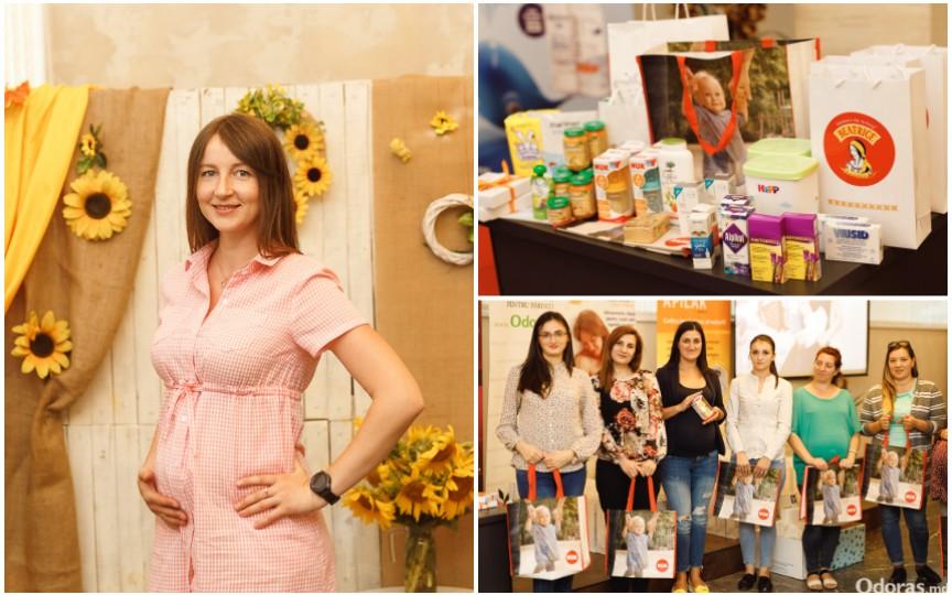 Despre procesul nașterii și îngrijirea nou-născutului se va discuta la o nouă ediție a Festivalului Gravidelor