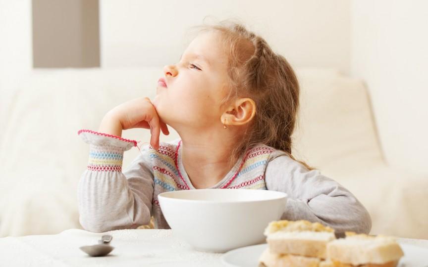 Copilul tău este pretenţios la mâncare? Află câteva şmecherii!