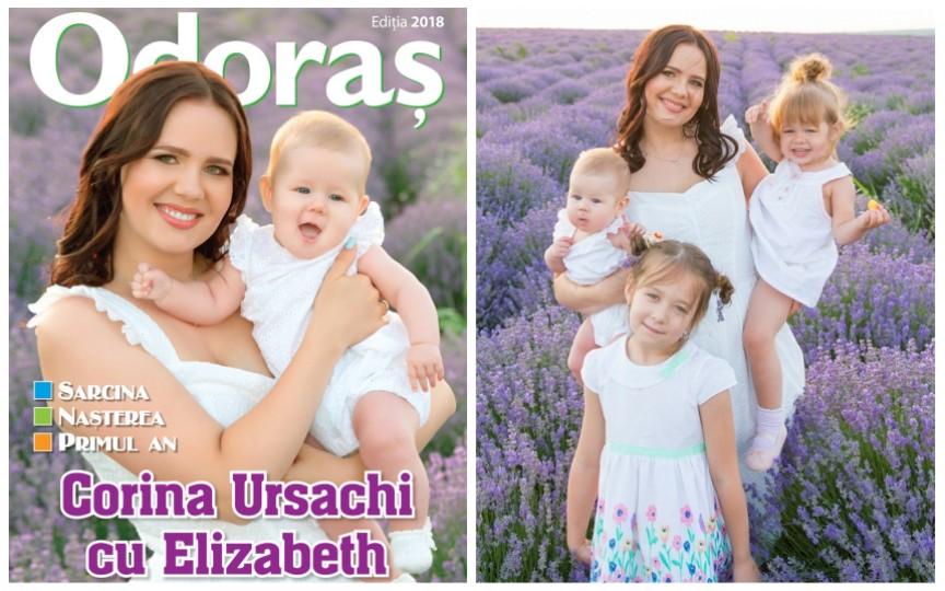 """Corina Ursachi: """"Cu fiecare copil te simți mai mamă"""""""