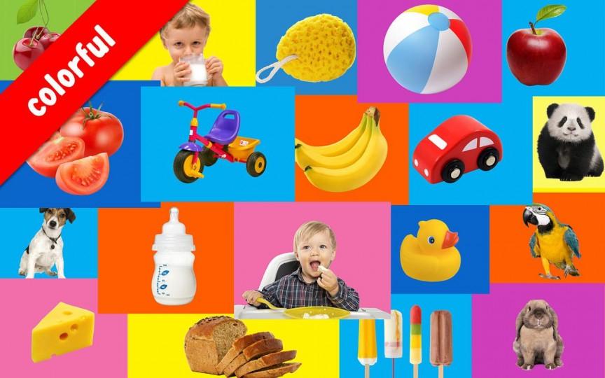 Cele 25 de cuvinte pe care ar trebui să le spună un copil la doi ani