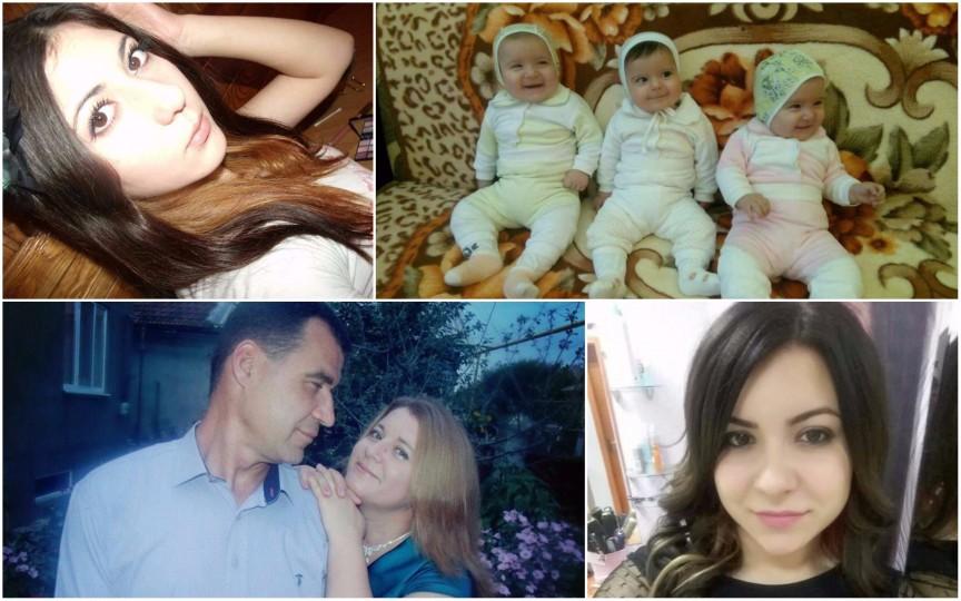 La 40 de ani, după ce a învins o boală oncologică, soarta a făcut-o mamă de tripleți