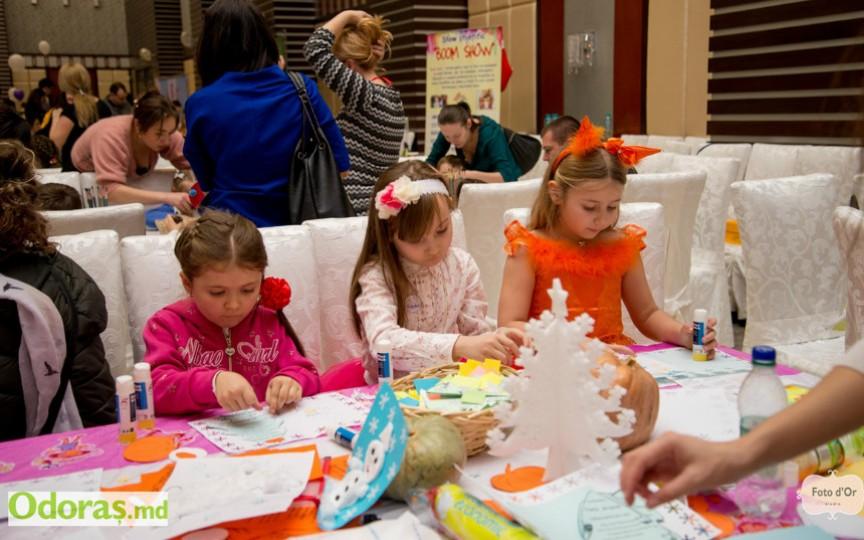 Cele mai bune centre de activități s-au adunat la o MEGA SĂRBĂTOARE pentru copii!