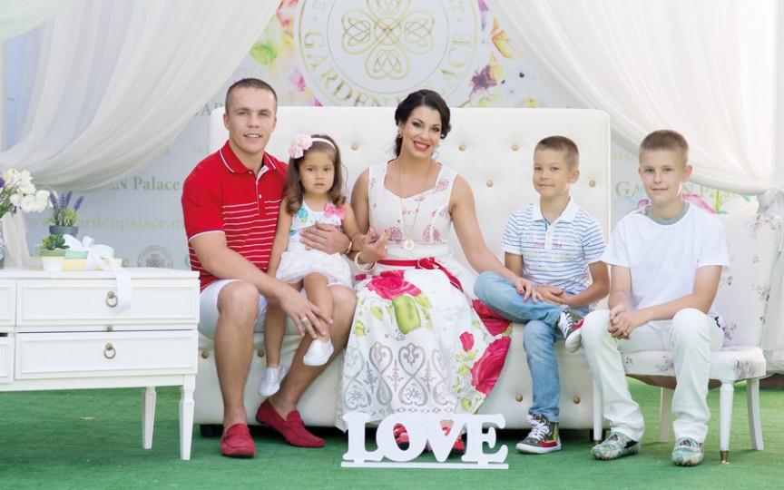 Виктория Любченко: счастье по режиму
