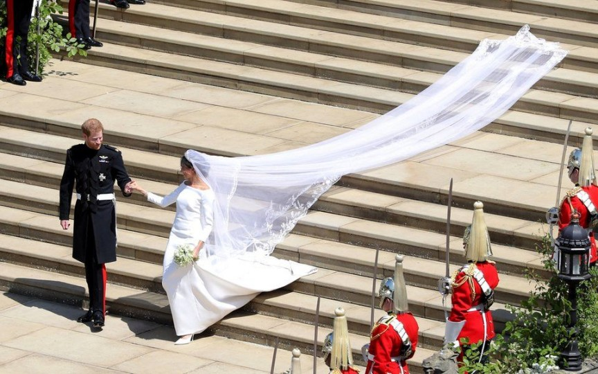 (VIDEO) Nunta regală: imagini, costuri, impresii