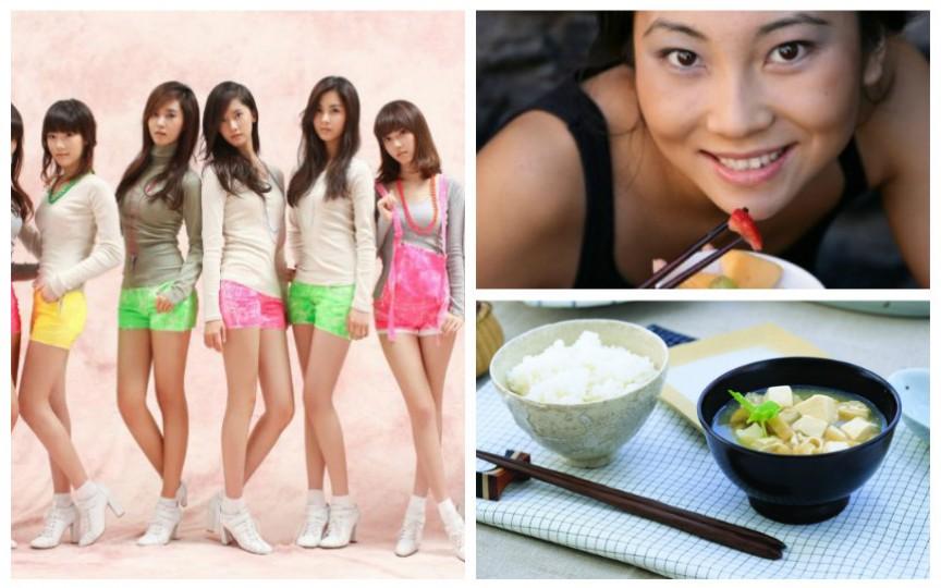 6 obiceiuri alimentare care le ajută pe japoneze să fie suple