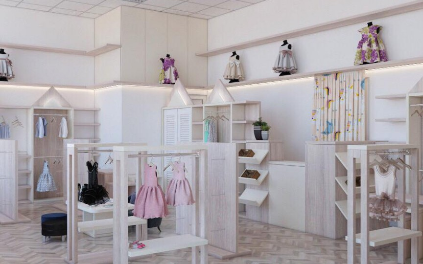 Petrecere cu animatori și surprize la deschiderea unui nou magazin cu produse pentru copii chiar în inima capitalei