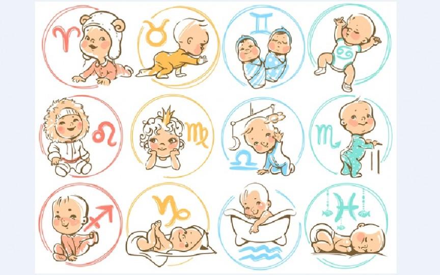 Ce spune zodia despre copilul tău