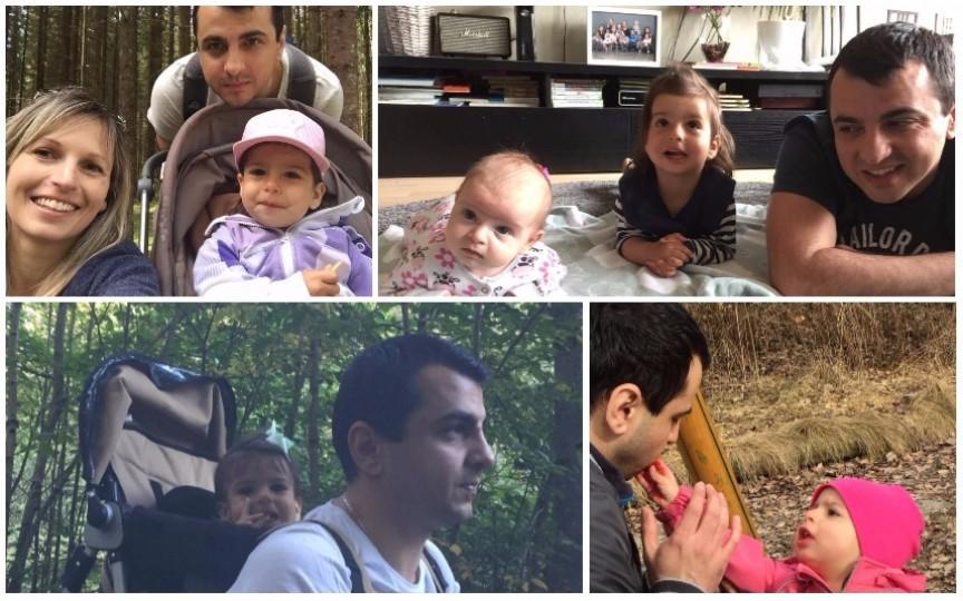 Un moldovean stabilit în Norvegia a descoperit relația perfectă tată - copil