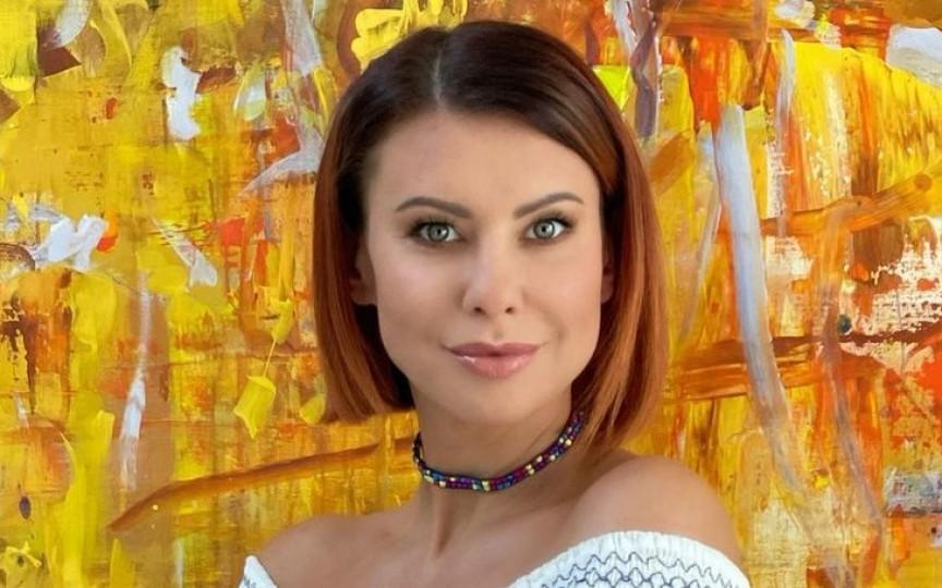Natalia Barbu, noi imagini cu burtica de gravidă