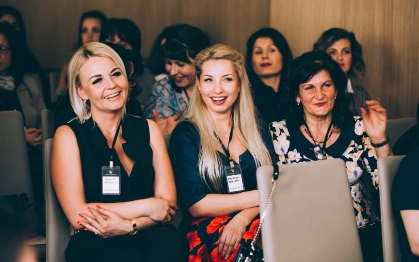 Reinventează femeia din tine! Sfaturi de la personalități din Moldova și Italia