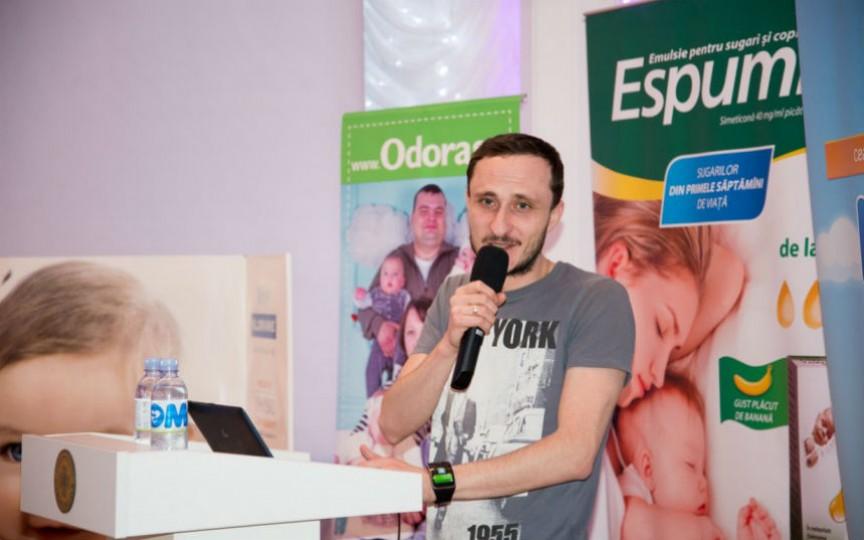 Pediatrul Mihai Stratulat vorbește despre miturile și adevărurile privind pneumonia