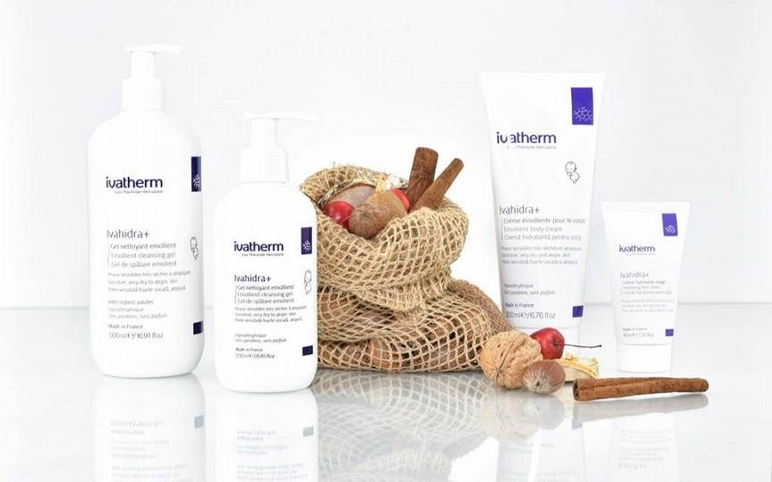 Soluția ideală pentru piele uscată, eritem și prurit