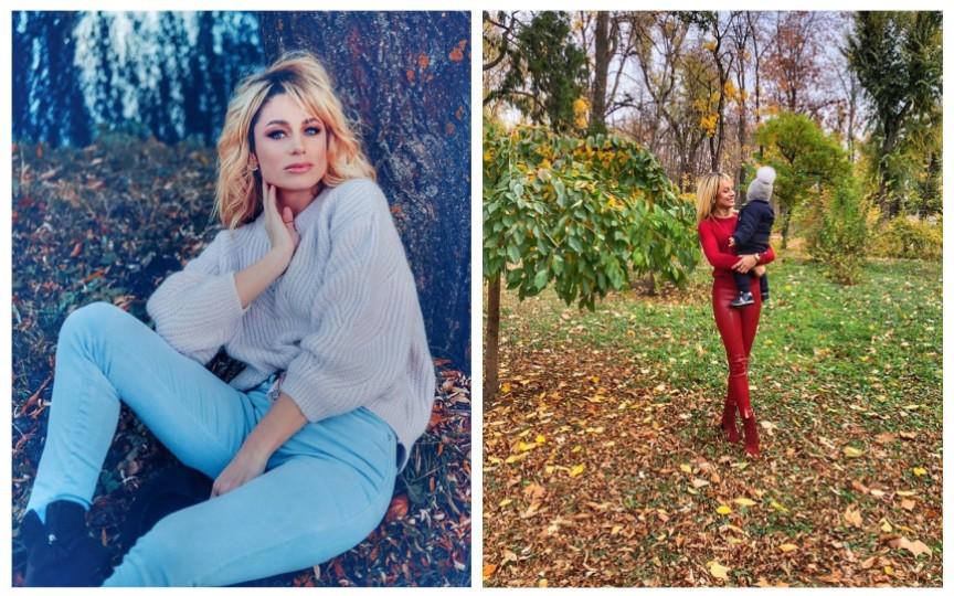 Natalia Gordienko i-a dedicat fiului său un mesaj plin de emoții cu ocazia primei aniversări