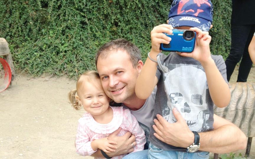 Andrian Candu: familia e cuibul nostru, iar Moldova e ţara familiilor noastre!