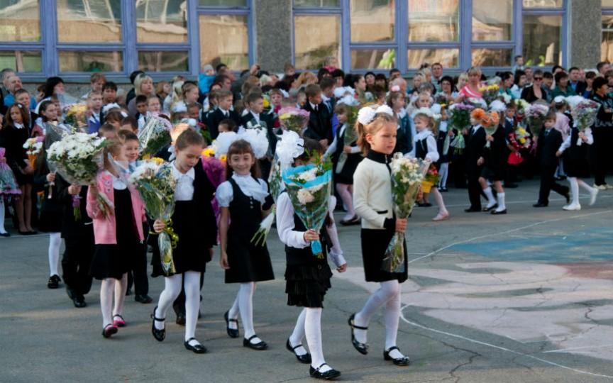Grav. Numărul școlarilor din Moldova scade cu aproximativ 10 mii în fiecare an