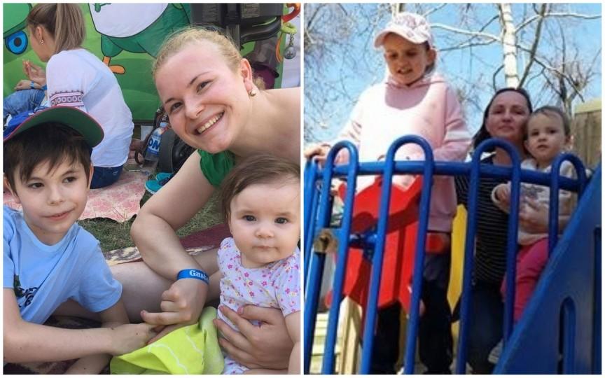 Mai este curaj pentru a naște un copil dacă precedentul are probleme grave de sănătate? Poveștile unor mame din Moldova!