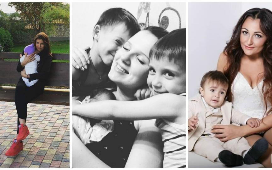 FOTO: 10 mame de băieţi logofeţi