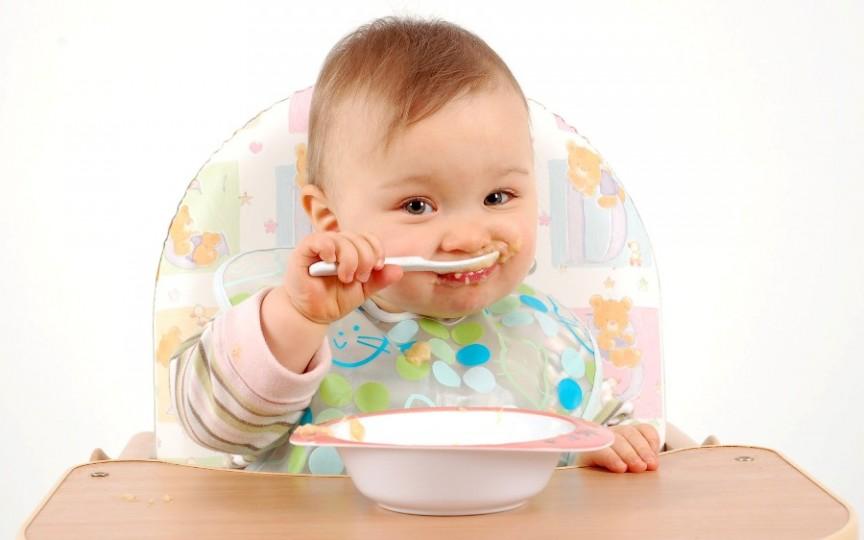 Diversificarea. 6 rețete pentru bebelușii de 7-8 luni