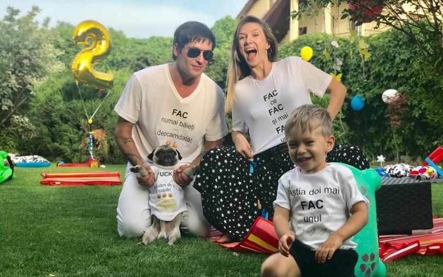 Adela Popescu va deveni mamă pentru a doua oară! Actrița a dezvăluit sexul copilului
