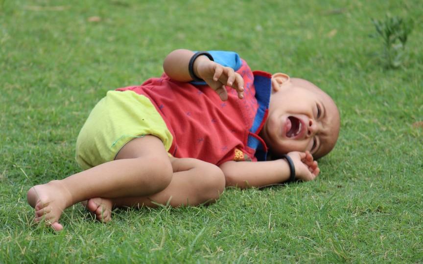 Medic primar pediatrie despre spasmul hohotului de plâns la copii