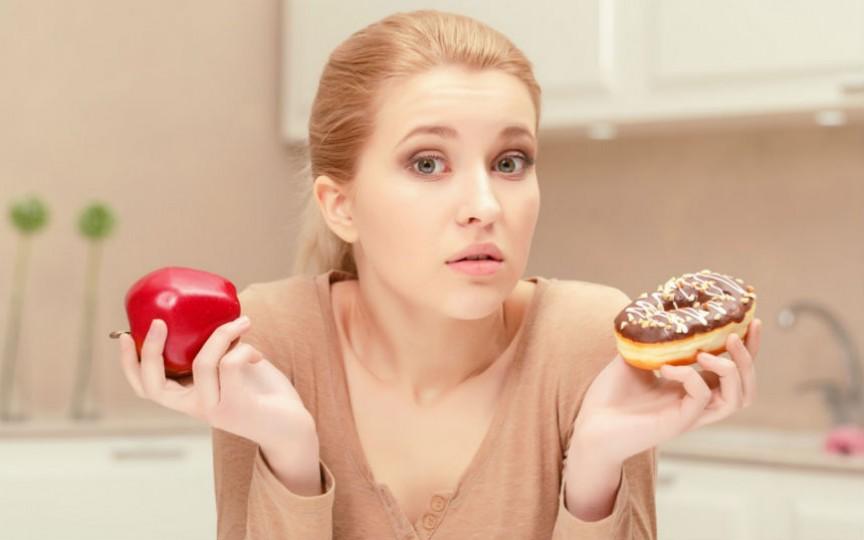 Despre riscurile consumului de dulciuri în sarcină