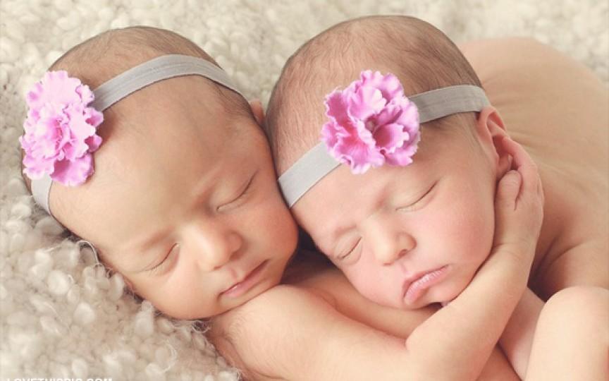 A născut gemene care au doi taţi diferiţi