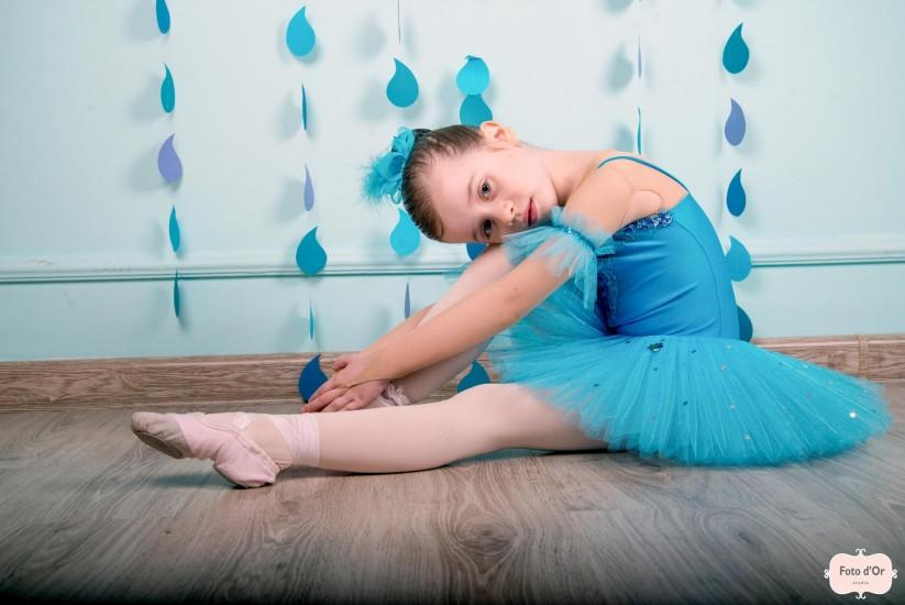 Proiect foto: Micile balerine