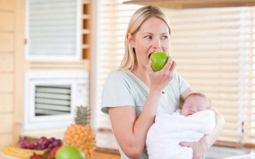 8 sfaturi de bază pentru o alimentație postnatală corectă