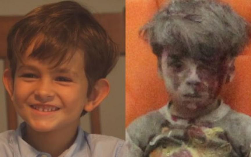 POVESTE ADEVĂRATĂ: Gestul emoționat al unui băiețel de 6 ani