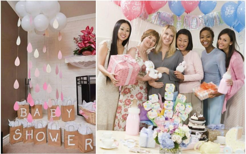 Cum să organizezi o petrecere înainte de naștere: Baby Shower