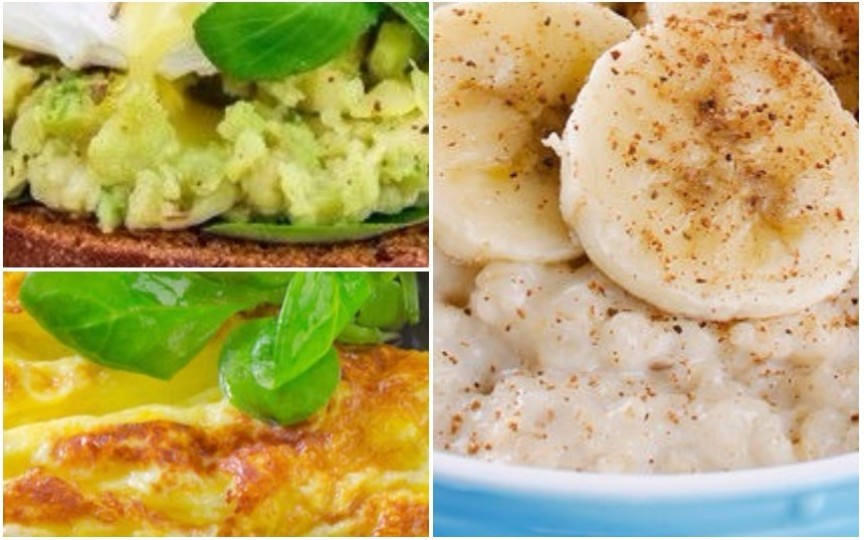 3 combinaţii echilibrate la micul dejun, care-ți dau energie pentru toată ziua
