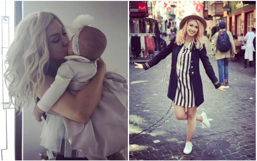 Declarațiile Andreei Bălan la aniversare fetiței sale: Ne-a arătat ce înseamnă iubirea adevărată