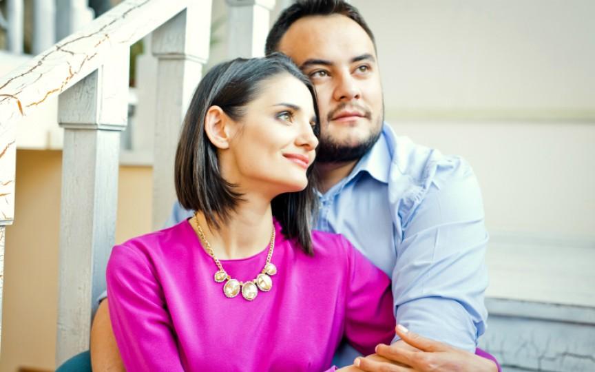 (FOTO) Prezentatoarea Lilu și soțul său au sărbătorit 6 ani de căsătorie peste hotarele țării