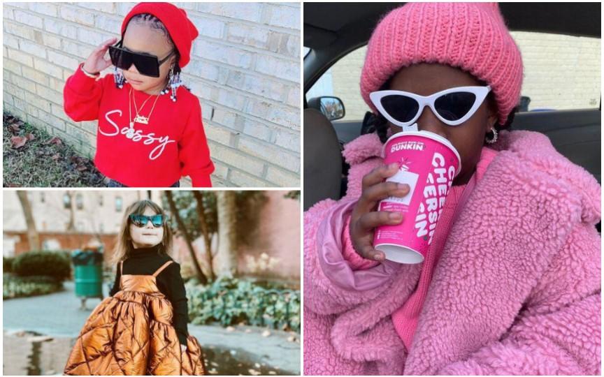 10 fashion influencers de pe Instagram care au maxim 10 ani și care au cucerit lumea
