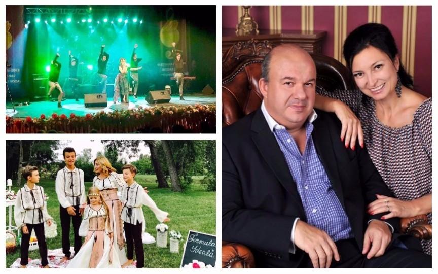 Parada noutăților muzicale în familia Prado