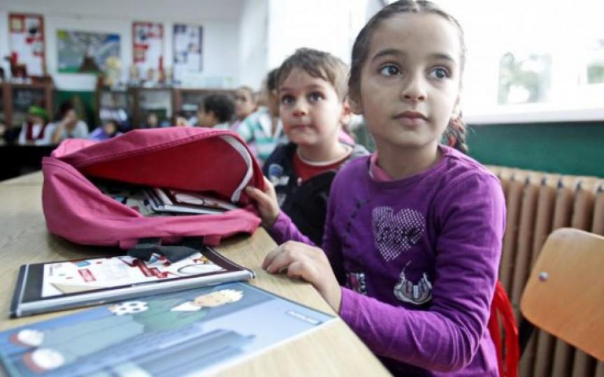 Copiii de vârstă școlară din familiile social vulnerabile vor primi ajutoare materiale