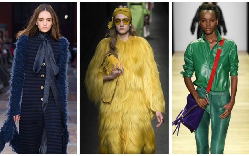 Ce culori să ai în garderoba de toamnă- iarnă 2016 pentru a fi în vogă