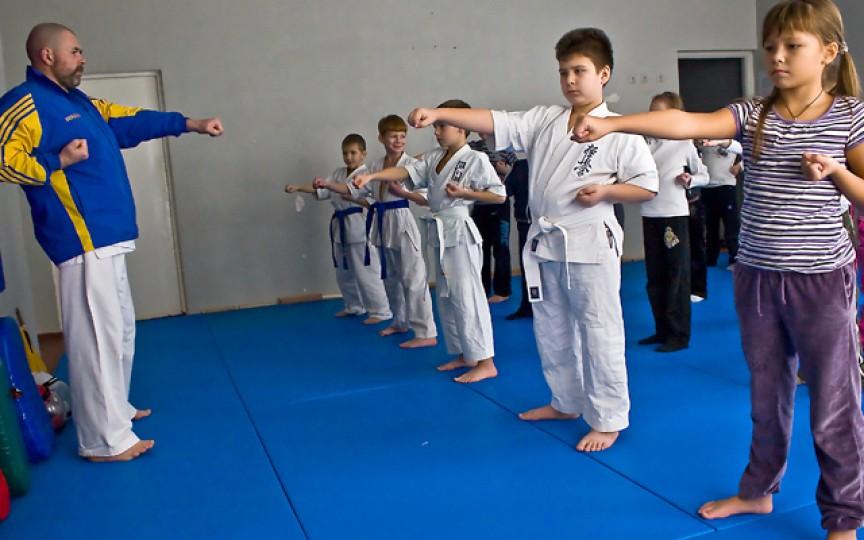 Propun organizarea cursurilor de autoapărare la educația fizică în școală