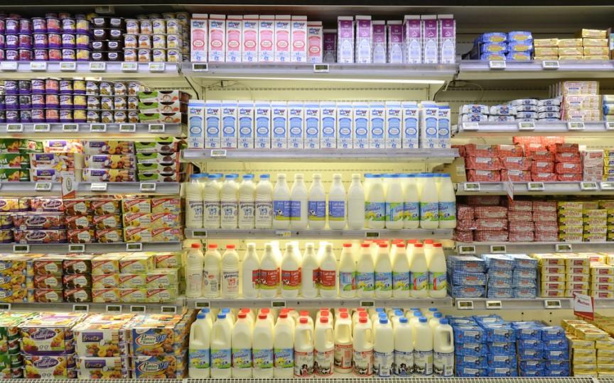 Iaurturi toxice se găsesc și pe rafturile magazinelor de la noi din țară